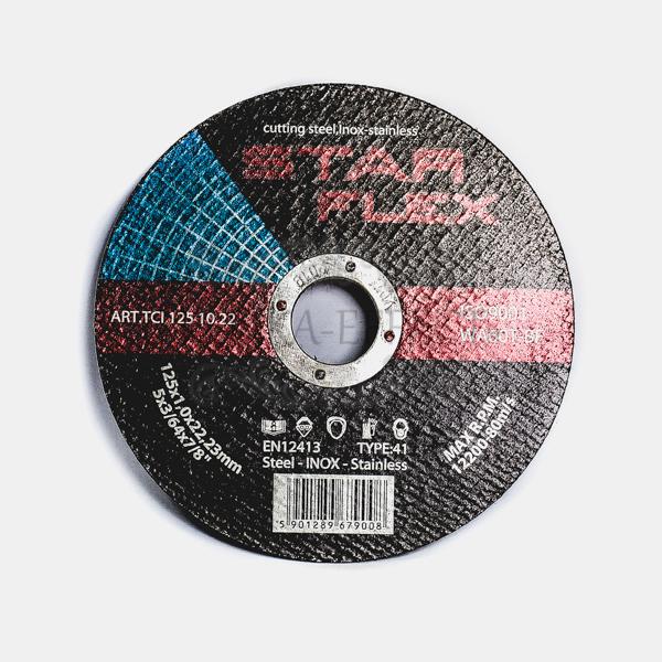 TCI 1251022 Круг відрізний 125x1x22