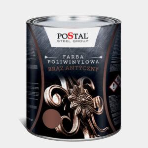 70.003 Фарба Postal коричнева 1л